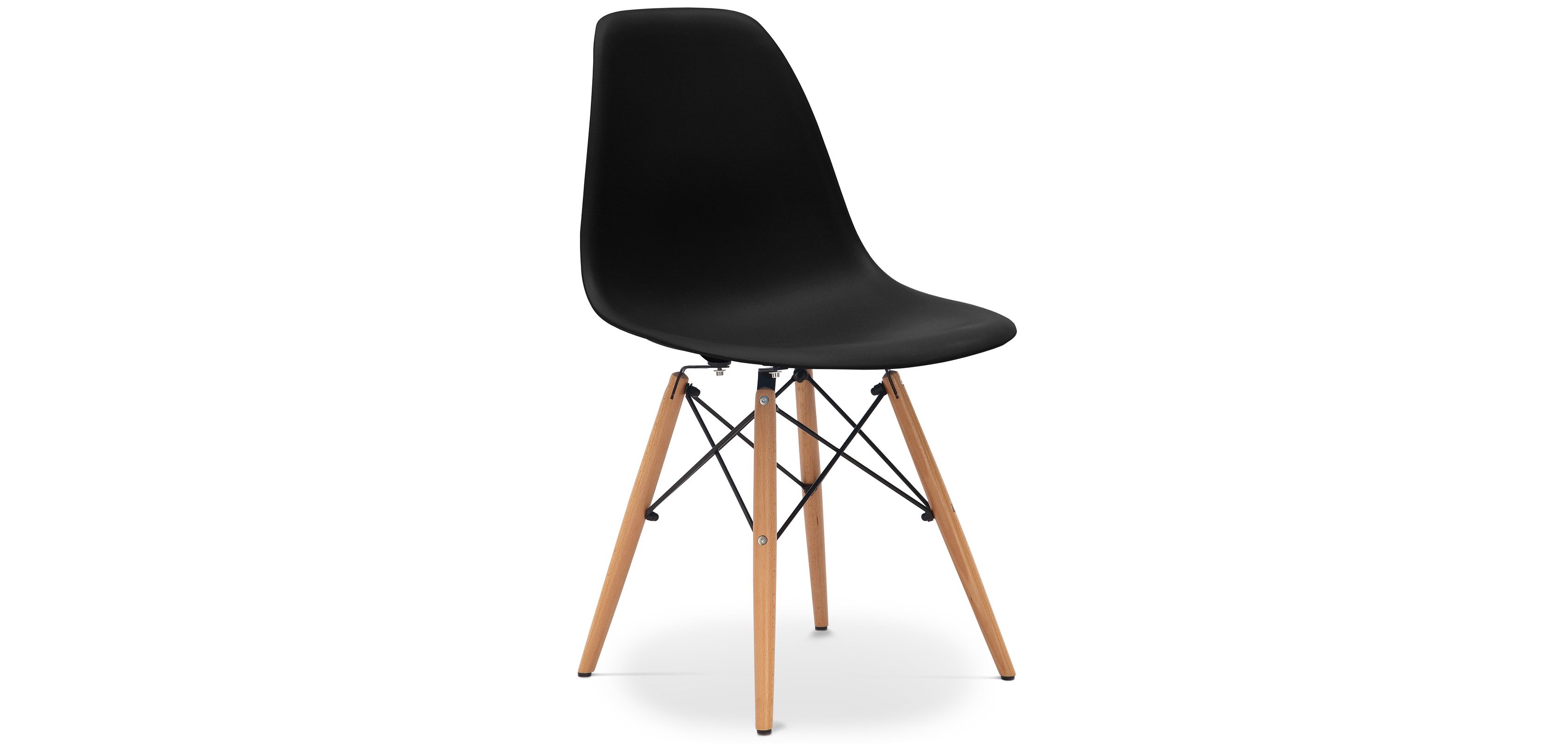 Chaises Aemes Chaise Dsw Charles Eames Style Polypropylène Matt Pas Cher
