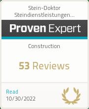 ProvenExpert-Steinsanierung