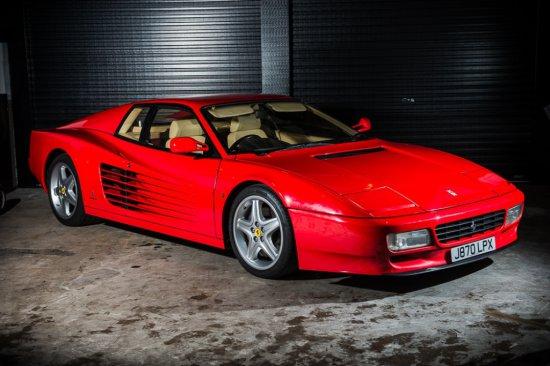 1992 Ferrari 512 TR Auctions Online Proxibid