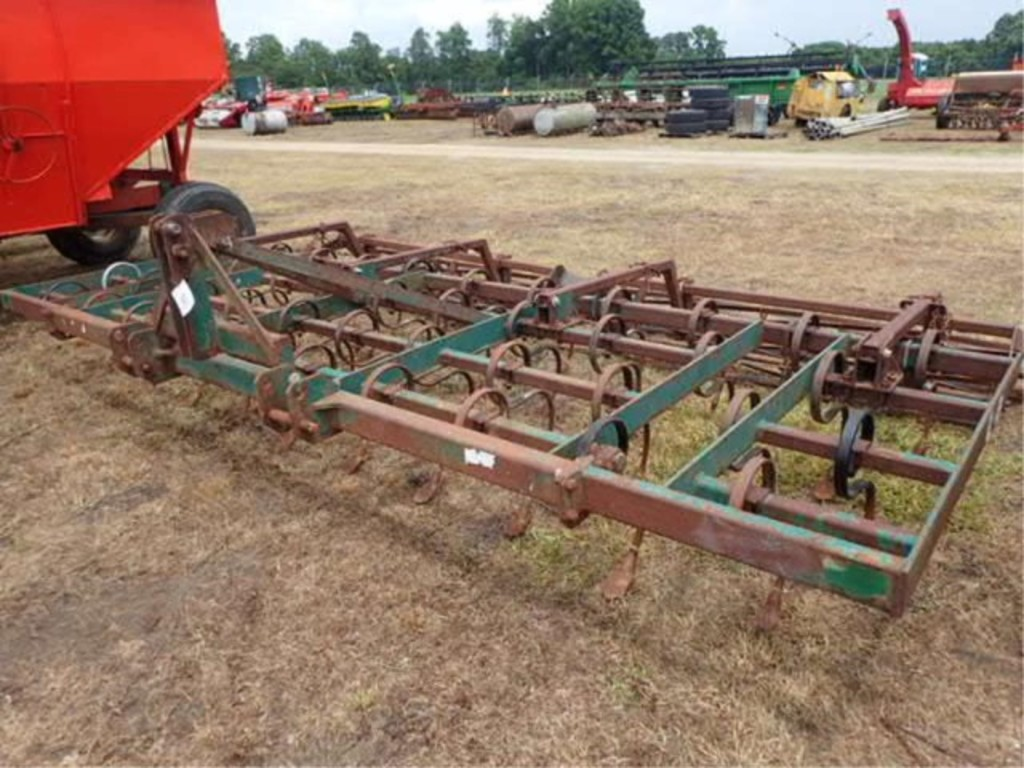 Kmc 14 Ft 3 Pt Hitch Field Cultivator Farm Machinery - Kmc Tax Payment Online