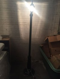 DECORATIVE STREET LAMP | ... Auctions Online | Proxibid