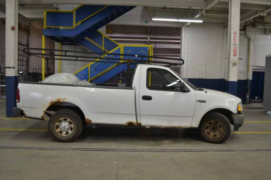 1997 Ford F250 2wd Triton 46 Auctions Online Proxibid