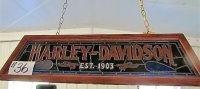 Harley Davidson Pool Table Lig... Auctions Online   Proxibid