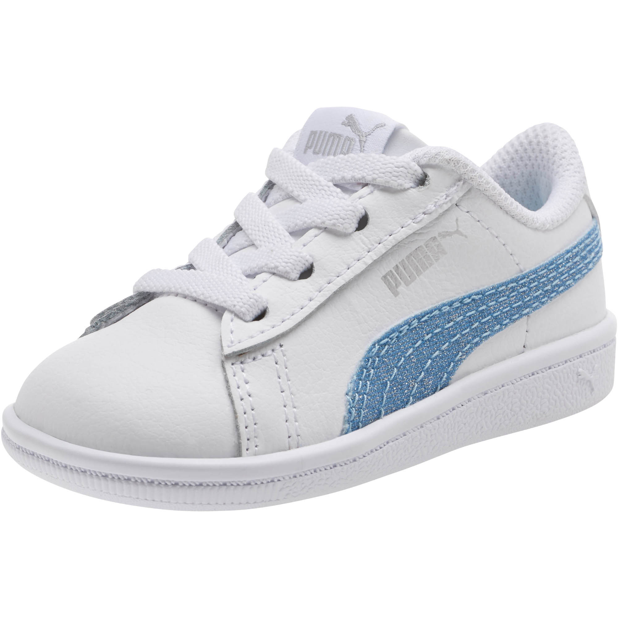 Infant Sneakers Details About Puma Puma Vikky Glitz Fs Ac Infant Sneakers Girls Shoe Kids