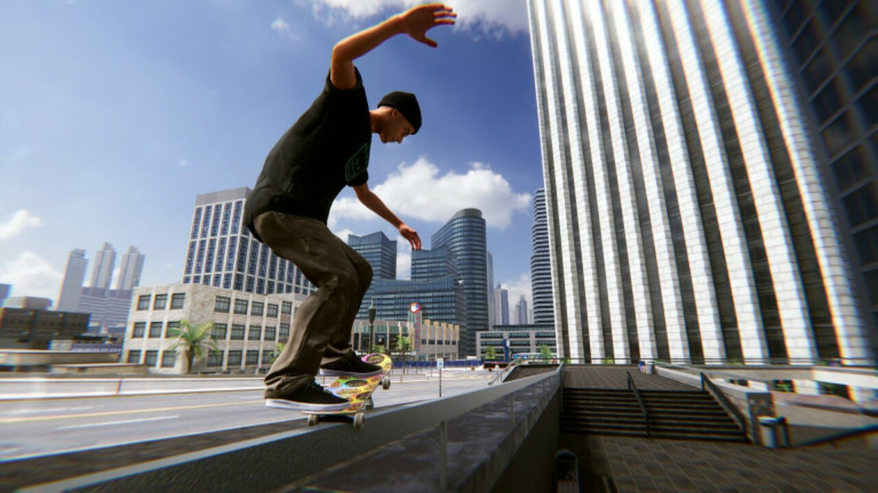 Skater Xl Xbox One Release Date Skater Xl Grinds Onto Xbox One This July Xbox News
