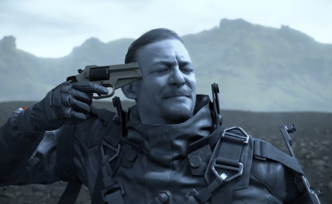 Flipboard Don T Worry Death Stranding Runs And Looks Great On The Base Ps4
