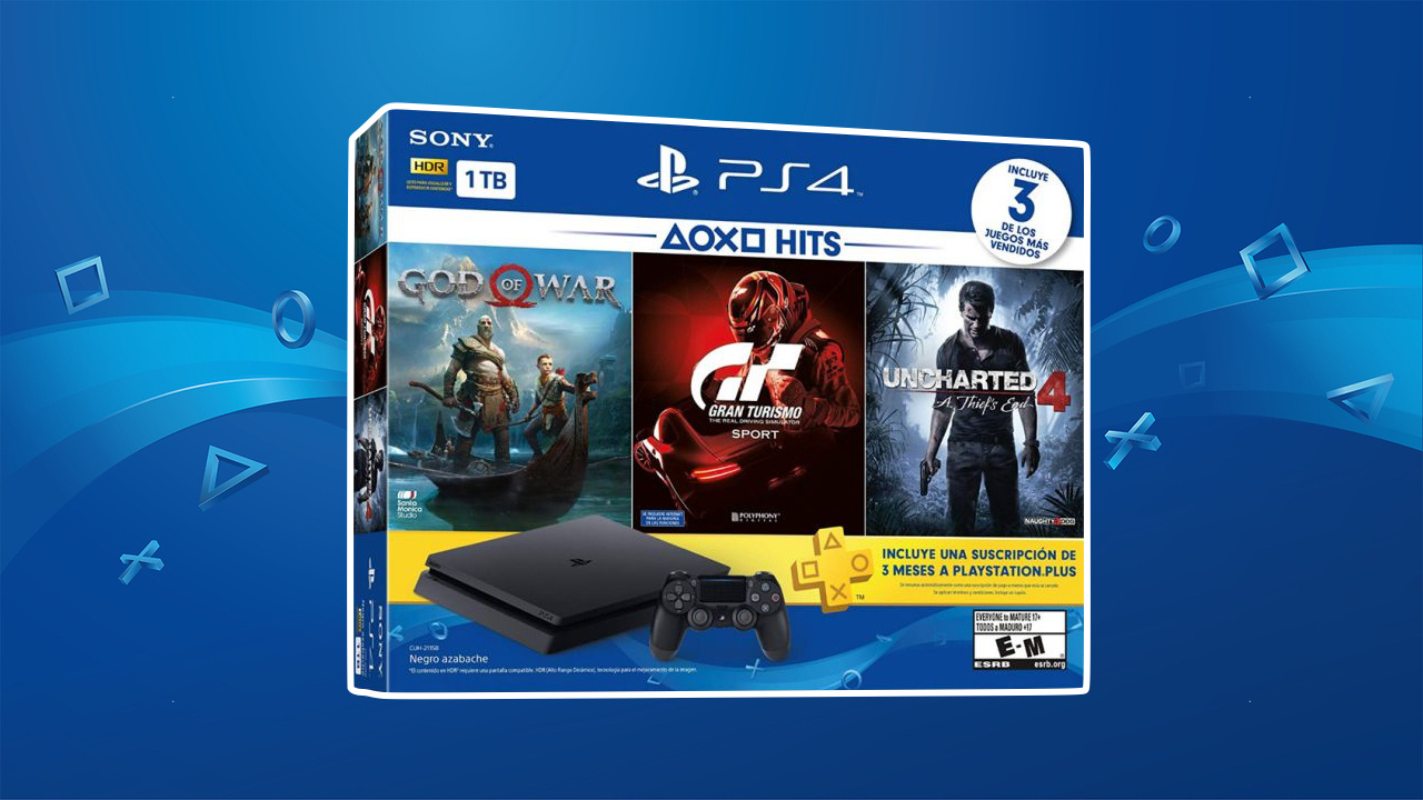 Playstation Plus 12 Meses Cyber Monday 2018 Get This Ps4 Bundle With Trio Of Exclusives And