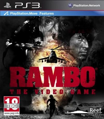 Rambo: The Video Game (PS3 / PlayStation 3) News, Reviews, Trailer & Screenshots