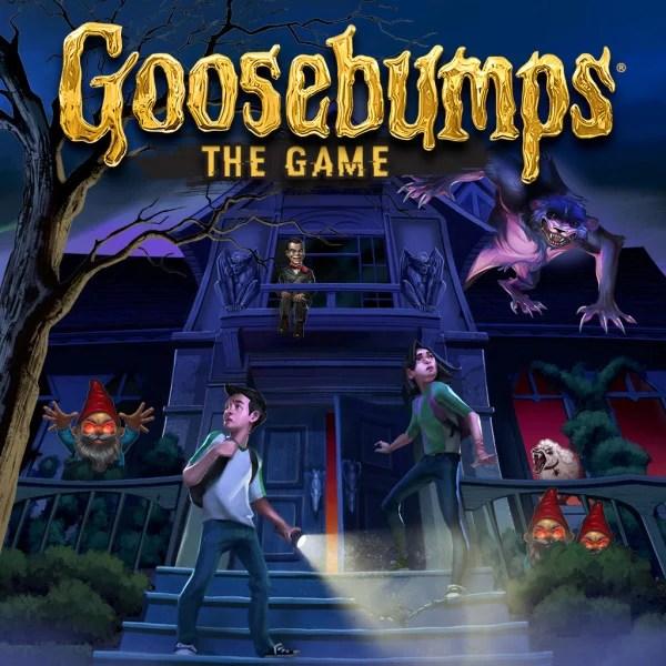 Ps3 Animated Wallpaper Goosebumps The Game Ps4 Playstation 4 News Reviews