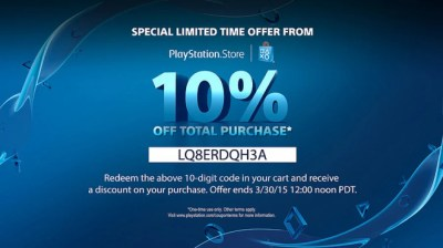 You Can Get 10% Off the NA PlayStation Store Right Now - Push Square