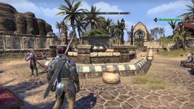First Impressions: Our First 50 Hours With The Elder Scrolls Online on PS4 - Push Square