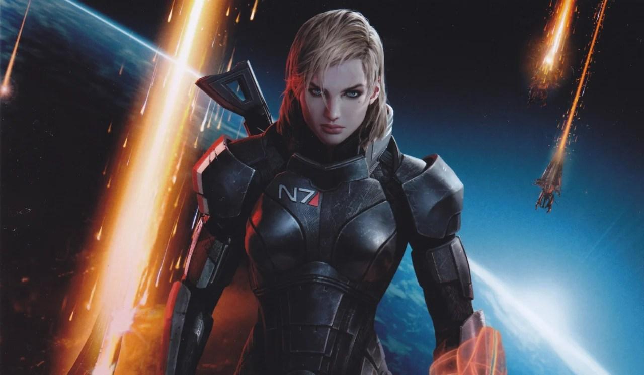 Fall Desktop Wallpaper Load Shepard Signs Off In Mass Effect Andromeda Teaser Trailer