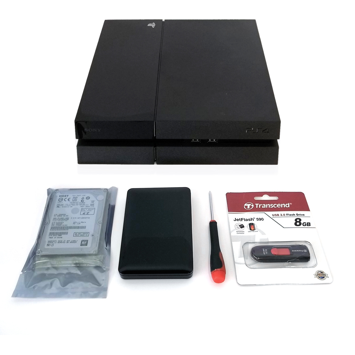 Hard Disk Esterni Ps4 Hardware Review The Perfect Ps4 Hard Drive Upgrade Kit