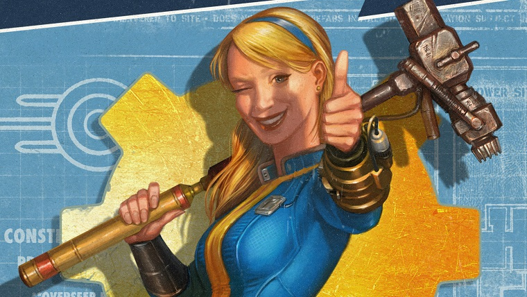 Fall Out Boy Wallpape Fallout 4 S Vault Tec Workshop Dlc Augments New Quests