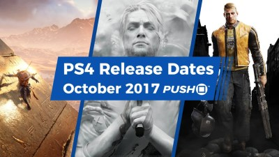 New PS4 Games in October 2017 - Guide - Push Square