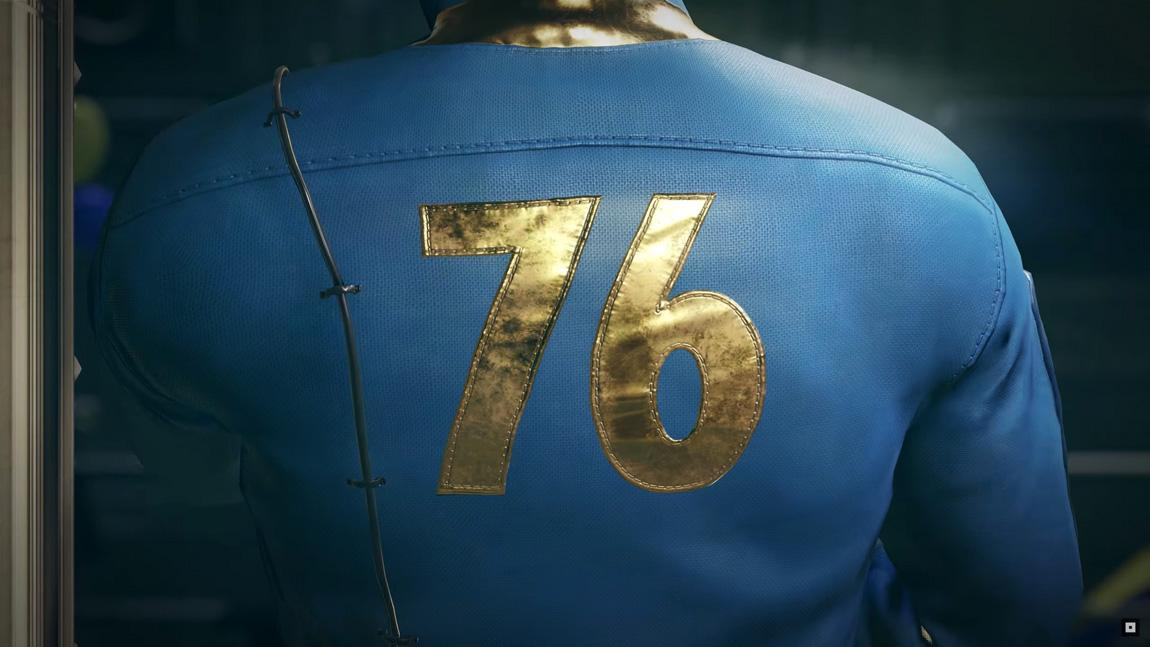 Fall Out Boy Game Wallpaper E3 2018 Fallout 76 Is Four Times The Size Of Fallout 4