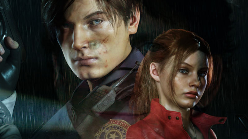 Leon S Kennedy Hd Wallpaper Resident Evil 2 Demo How To Solve The Lion Statue Puzzle