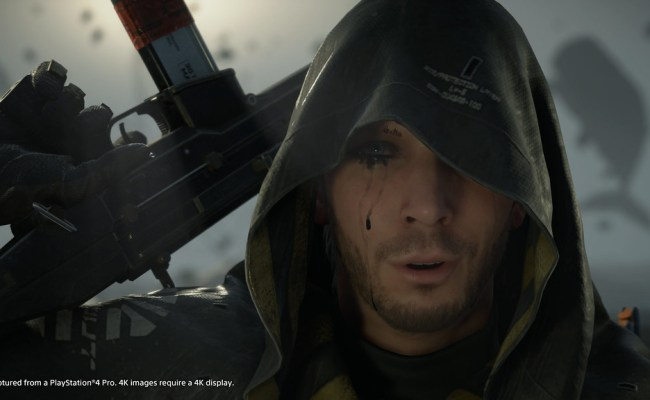 Death Stranding Full Cast List Guide Push Square