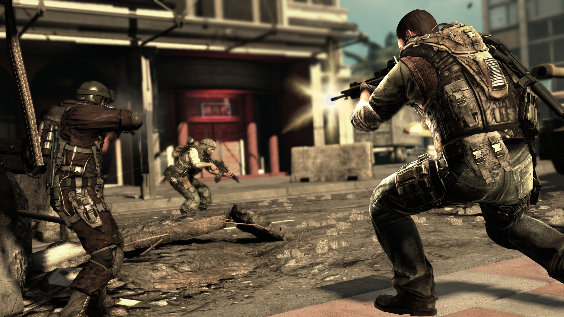 3d Action Game Wallpaper Socom Special Forces Ps3 Playstation 3 News Reviews