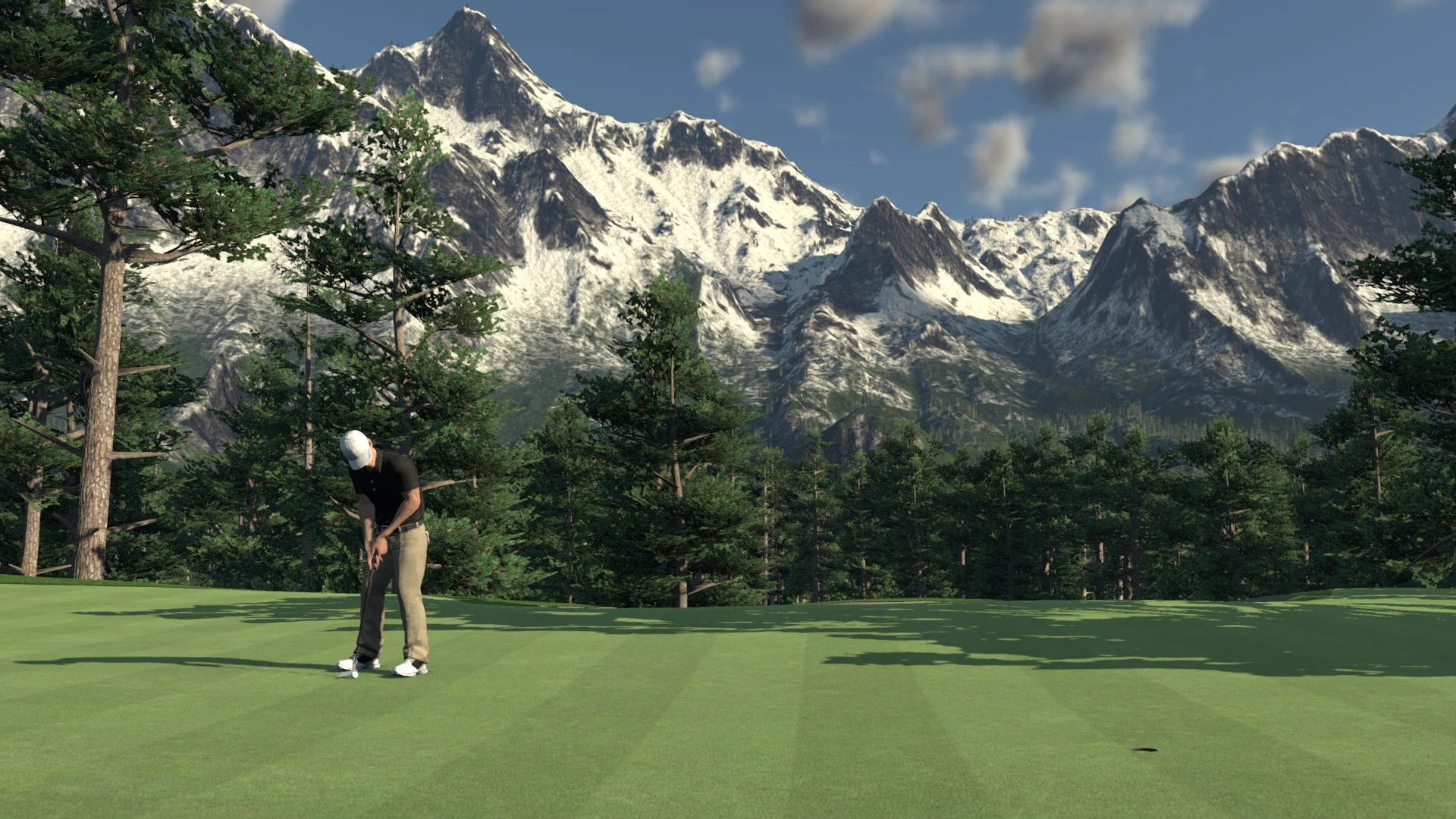 Windows 8 Official Wallpaper Hd The Golf Club Ps4 Playstation 4 News Reviews Trailer