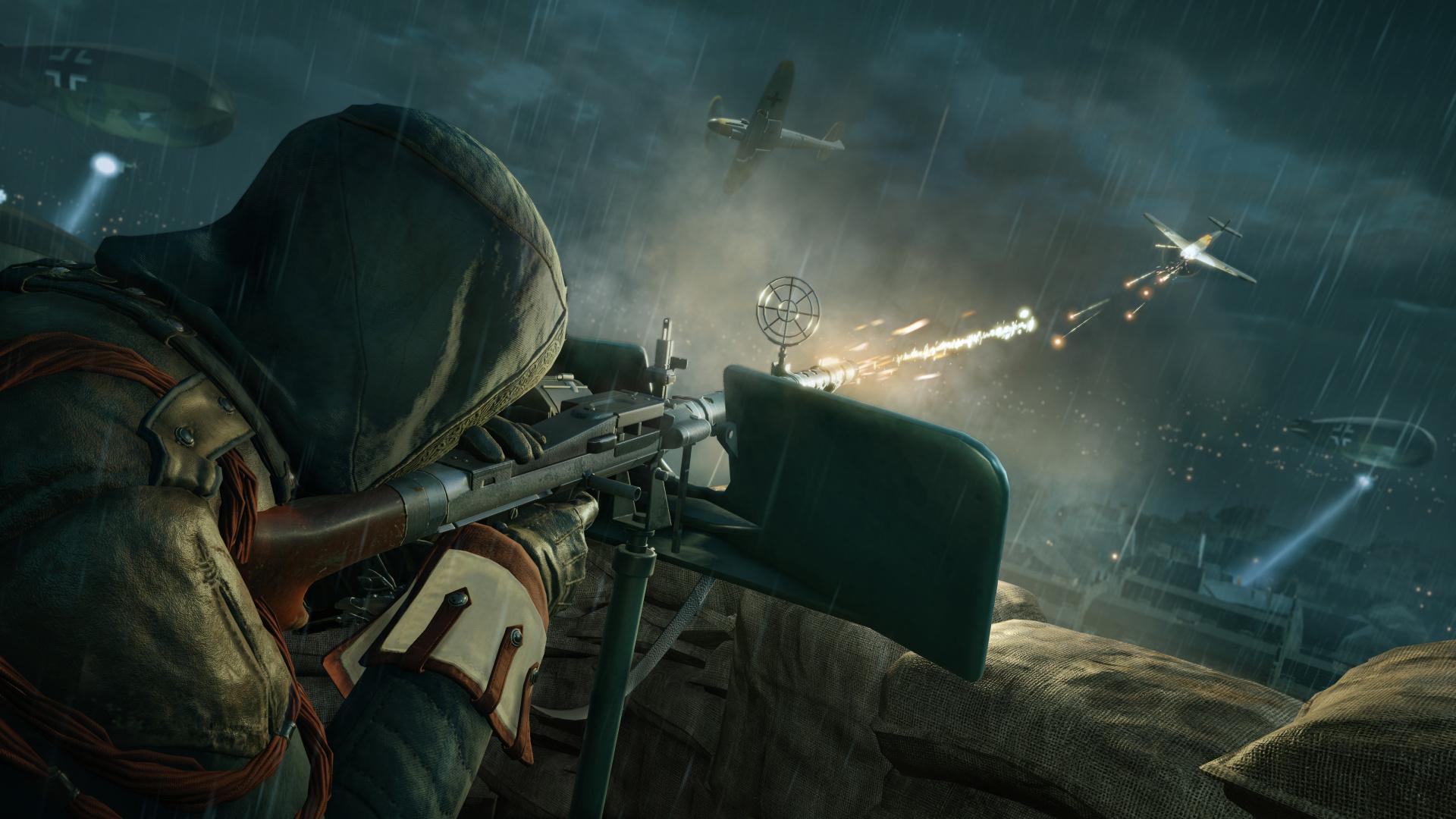 Usa Anime Gun Girl Wallpaper 1920x1080 Assassin S Creed Unity Ps4 Playstation 4 News Reviews