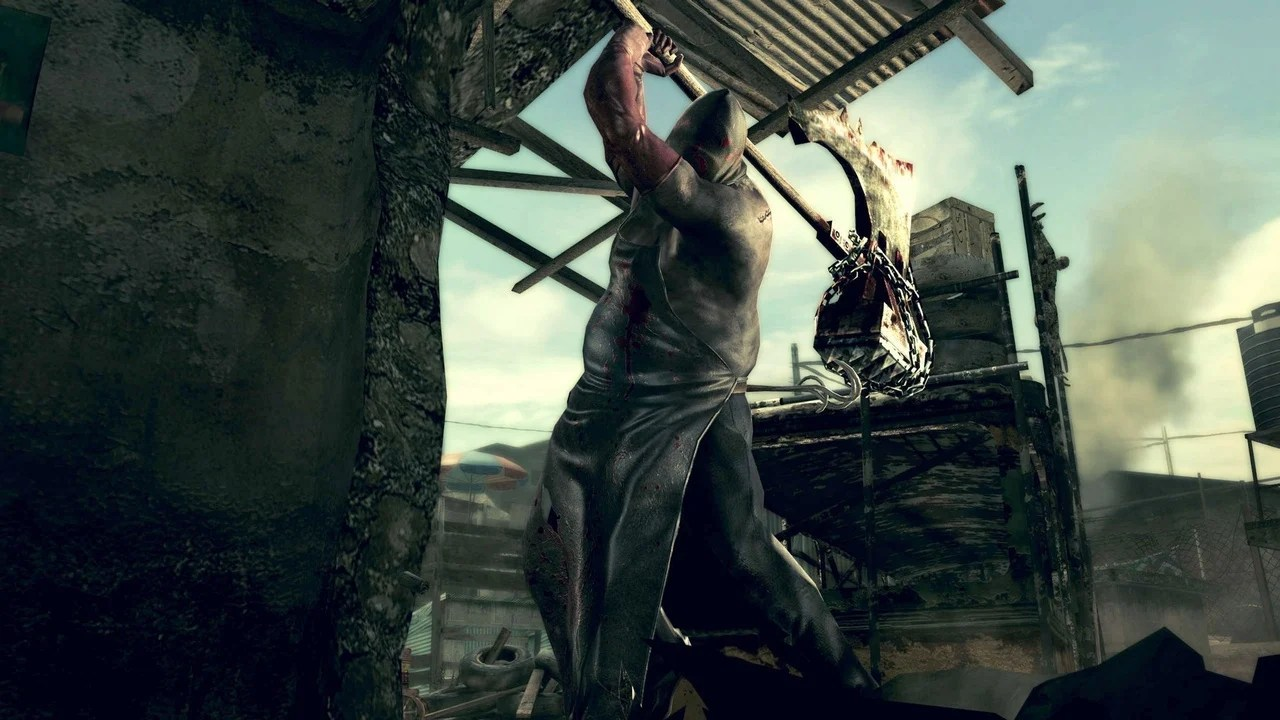 3d Wow Wallpaper Resident Evil 5 Ps4 Playstation 4 News Reviews