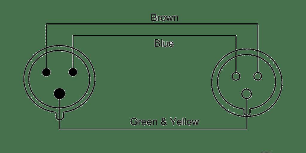 15 amp male plug wiring diagram