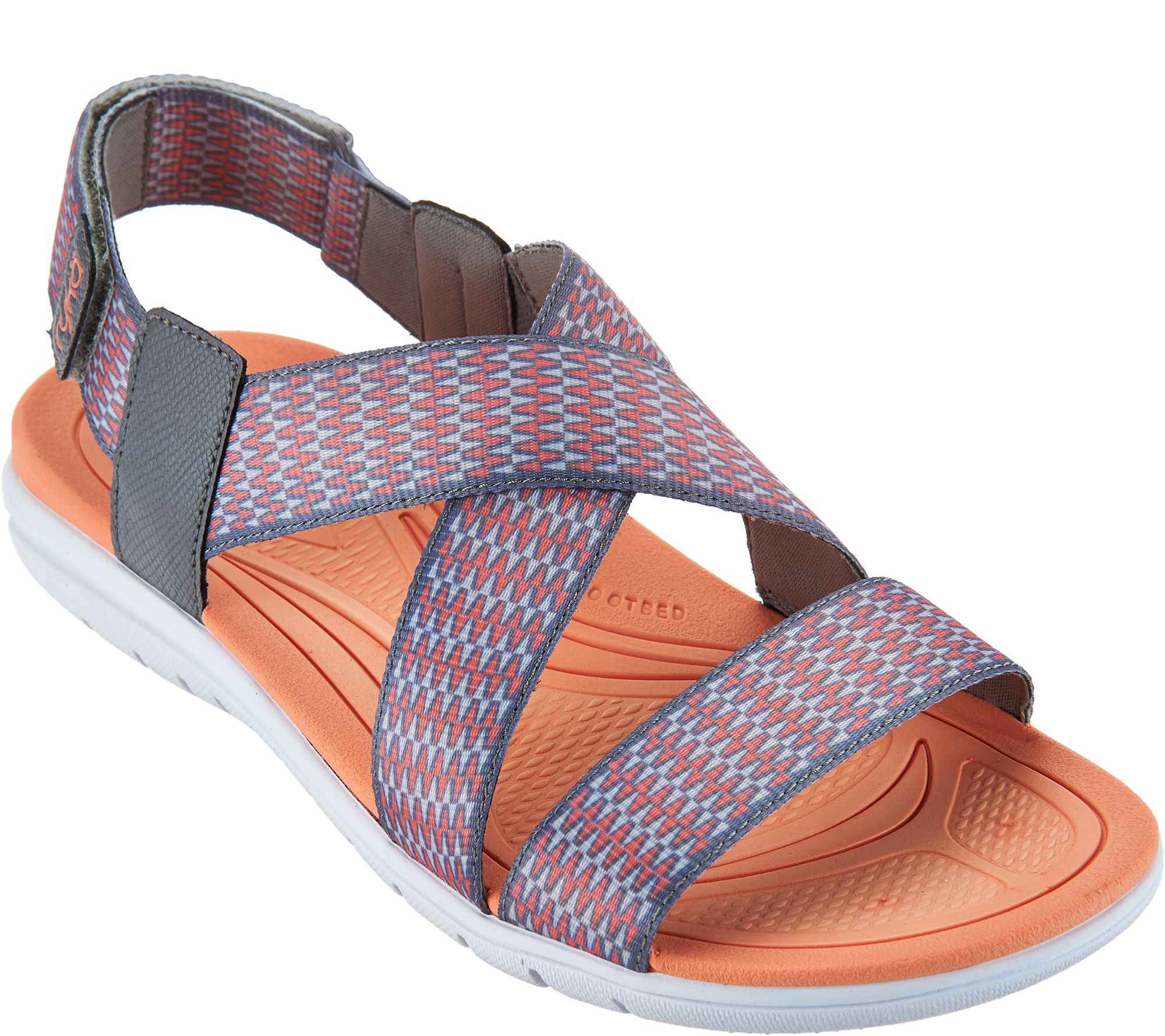 Ryka adjustable sport sandals with css tech belmar a289127