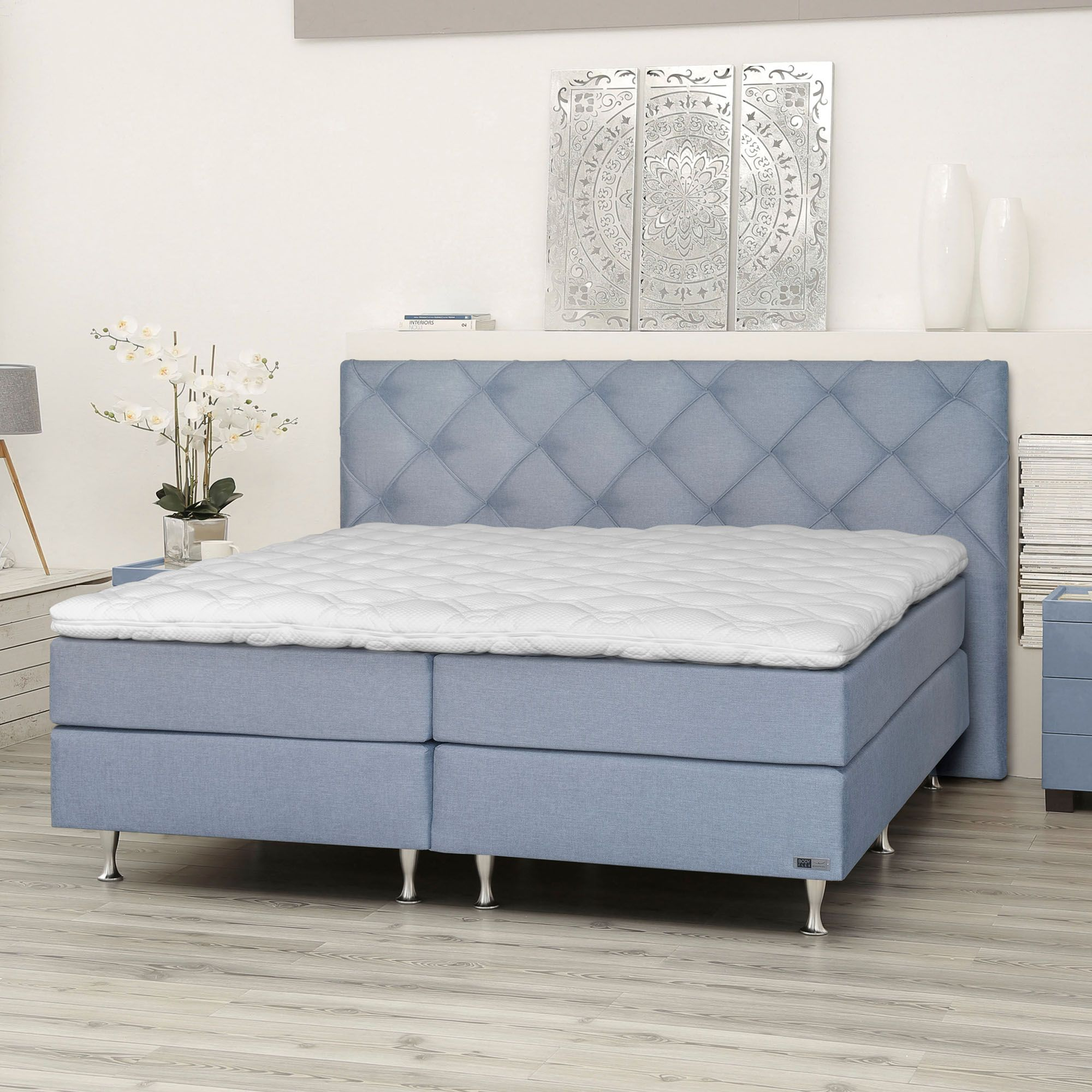 Beste Boxspringbetten Test 6 Beautiful Bodyflex Boxspringbett Test