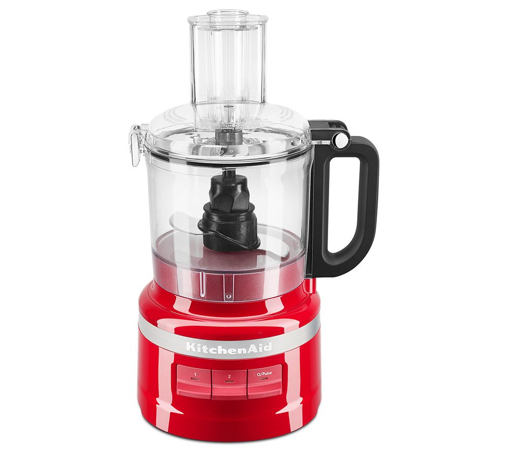Kitchenaid Küchenhelfer Kitchenaid Food Processor 1 7l Volumen Inkl 4 Messer Qvc De