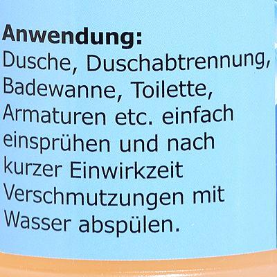 AQUA CLEAN PUR Bad  \ WC Reiniger Mit Frischeformel 1l Konzentrat   Qvc  Badezimmer