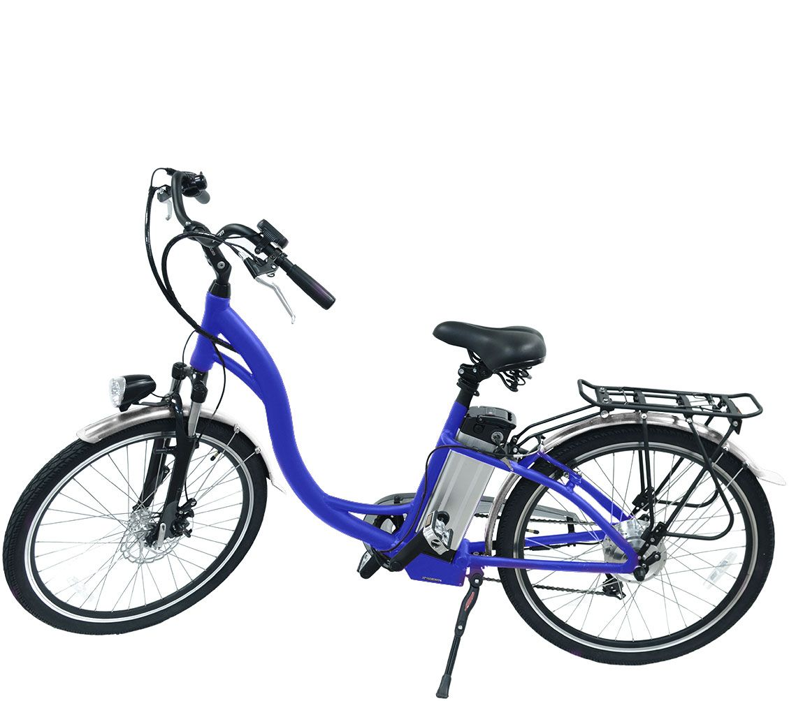 Big W Bike Light Hover Way City Cruiser Electric E Bike W Pedal Assist And 6
