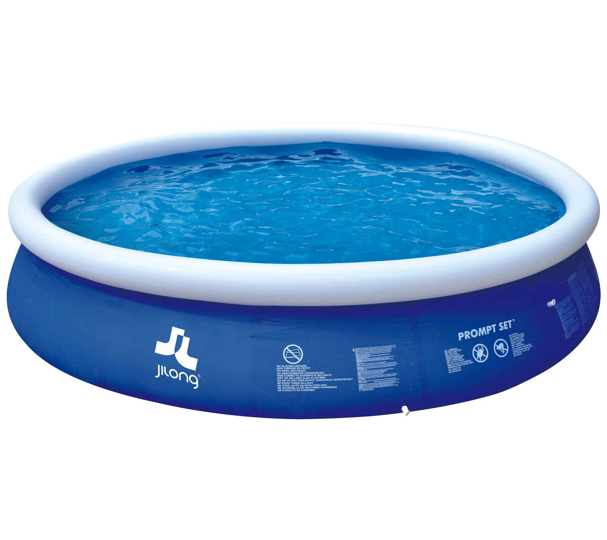 Bestway Frame Pool Untergrund Pool Central 15 Inflatable Above Ground Swimming Pool Qvc