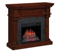 ChimneyFree Monarch Corner/Wall Electric Mahogany ...
