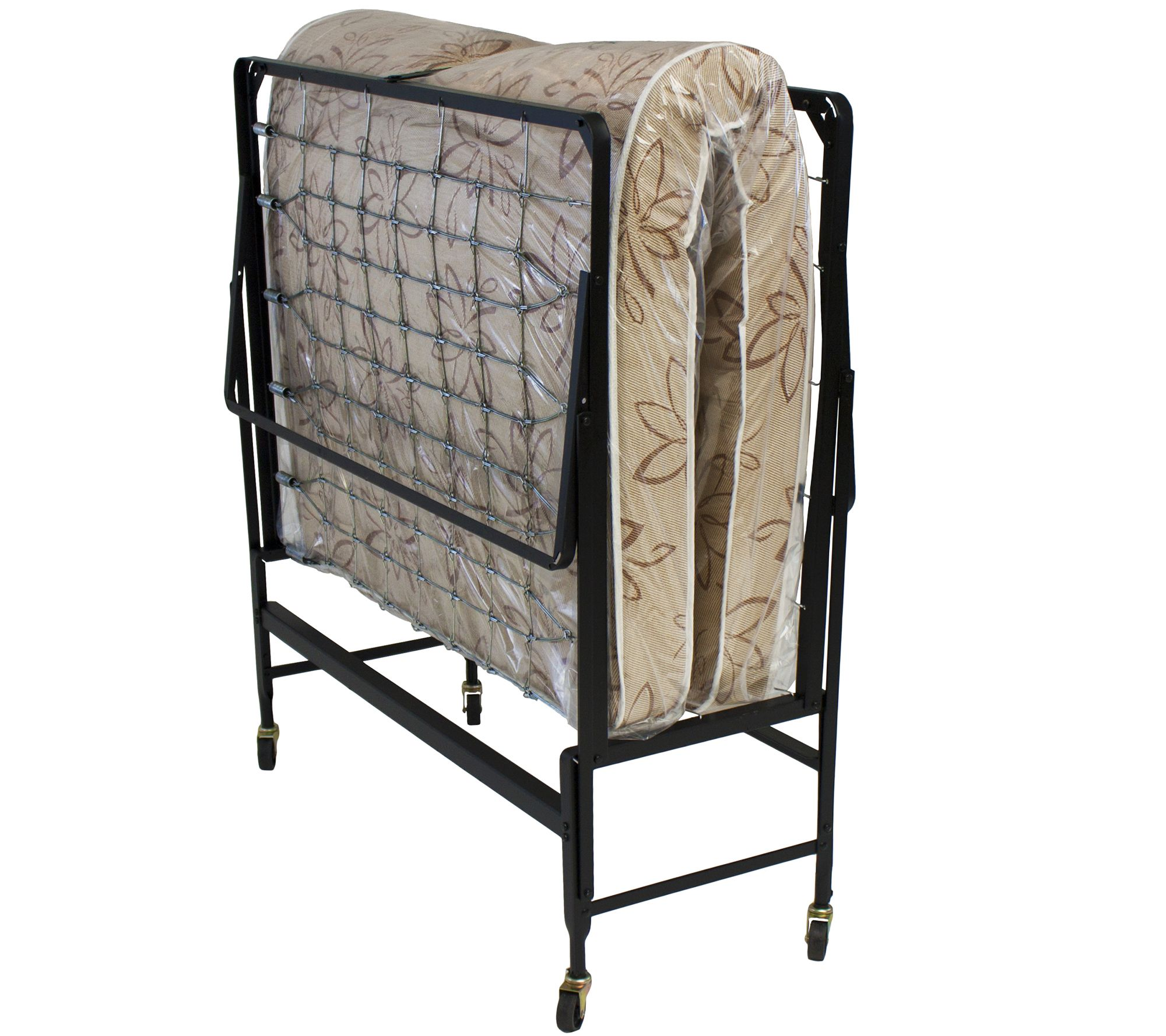Serta Twin Size Rollaway Bed with Fiber Mattress  QVC.com
