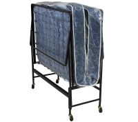 Serta Twin Size Rollaway Bed with Innerspring Mattress ...