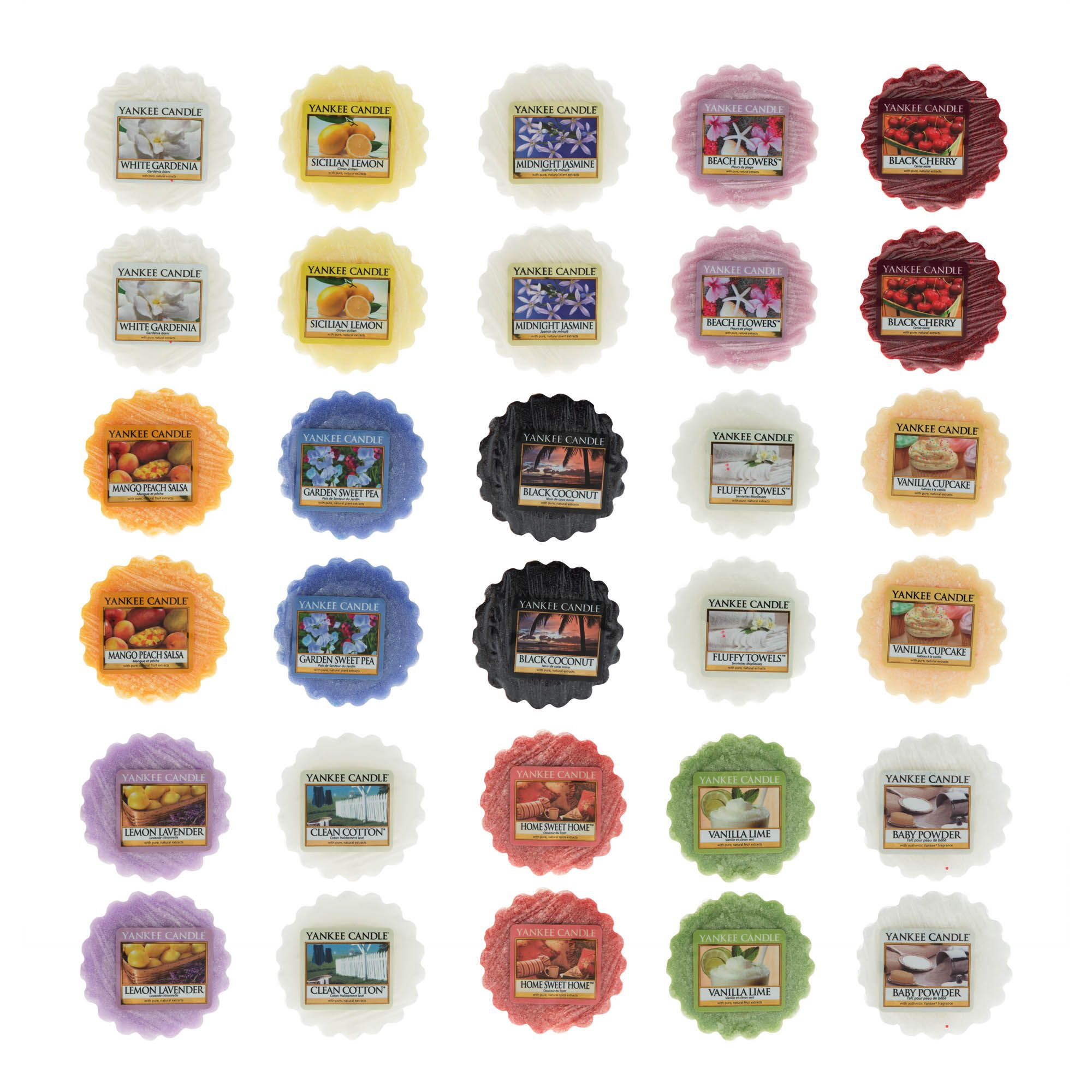 Qvc Stoneline Imagination Yankee Candle Set 30 Tartine Per Brucia Essenze Qvc Italia