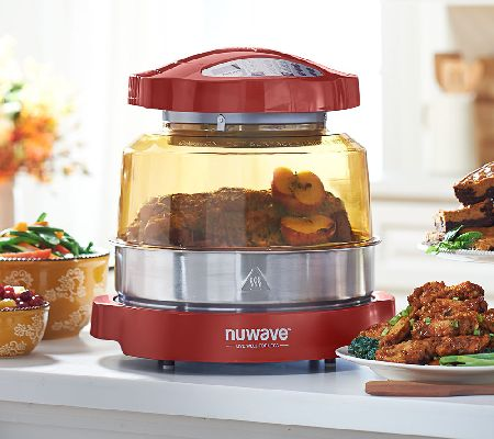 Qvc Nuwave Pro Plus 8 In 1 Digital Oven W Additional