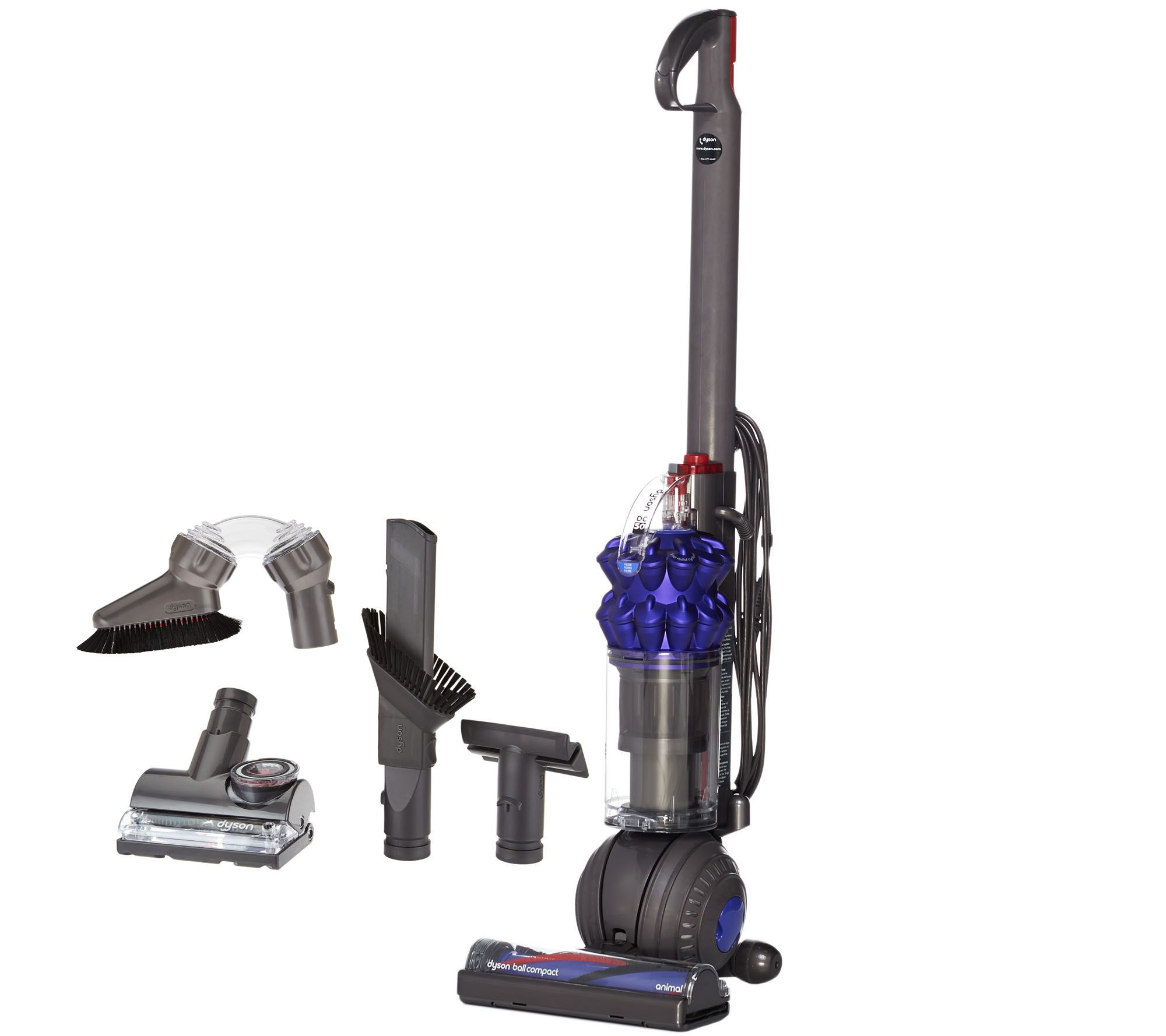 Dyson Ball Dyson Ball Compact Animal Lightweight Upright Vacuum And 4