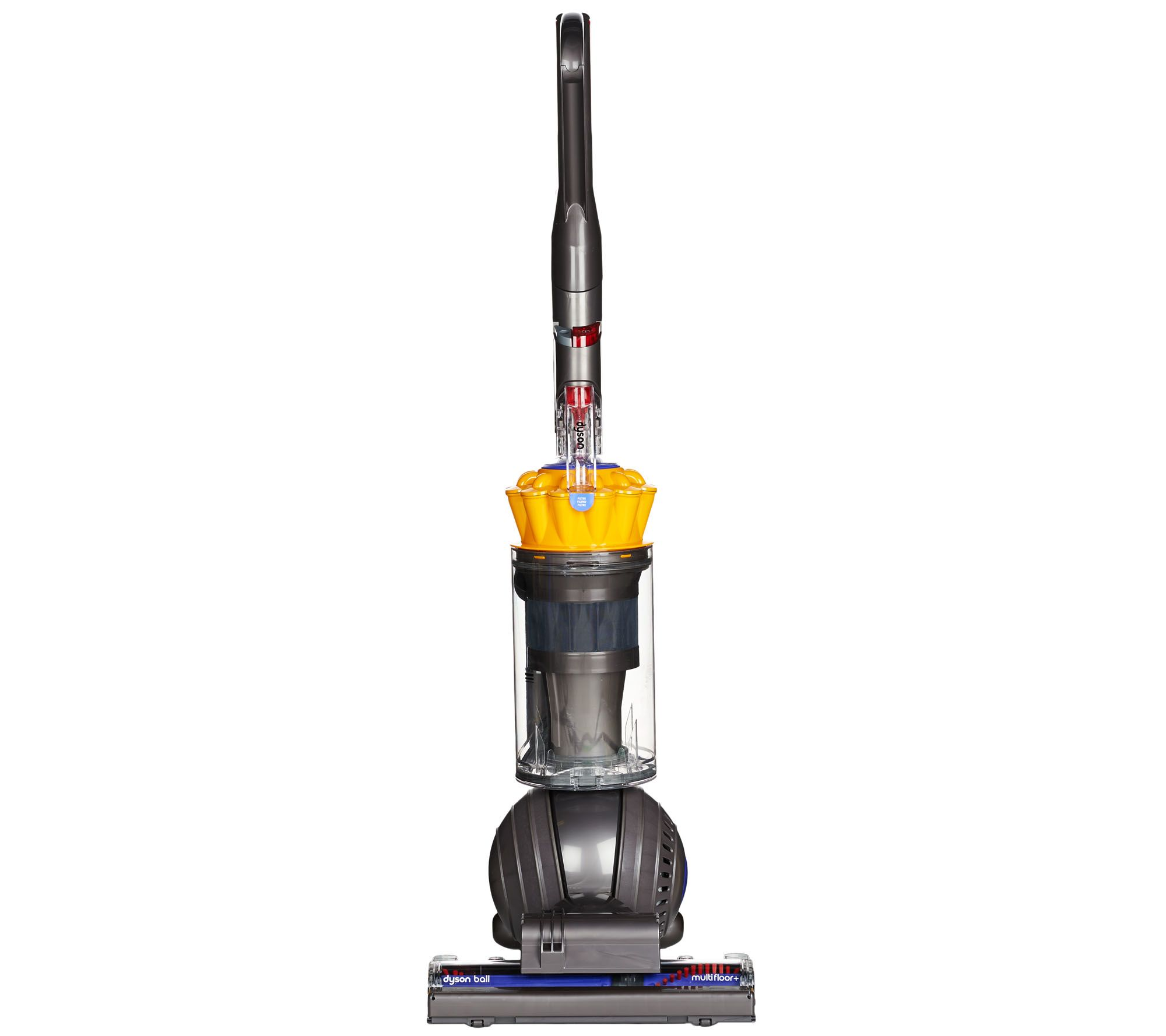 Dyson Ball Dyson Ball Multifloor Plus Upright Vacuum With Tools Hepa