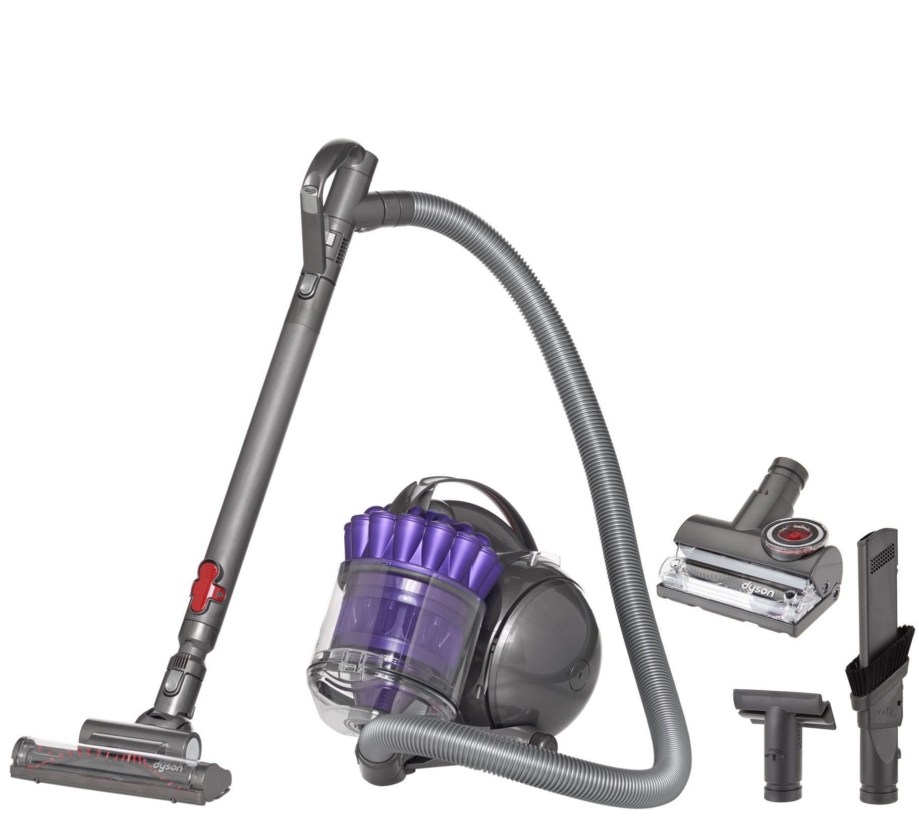 Dyson Ball Dyson Ball Animal Canister Vacuum With Tools And Hepa