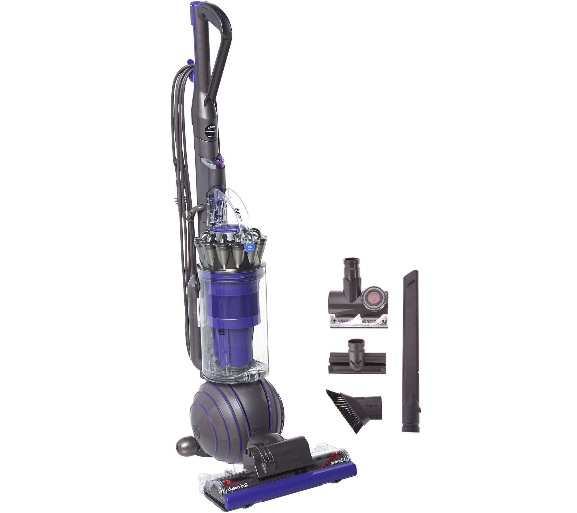 Dyson Ball Dyson Ball Animal 2 Upright Vacuum With Tools Qvc
