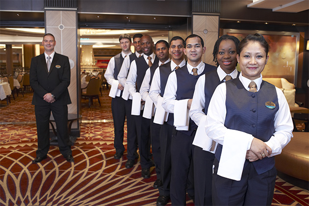 Gratuities What\u0027s the Point? Cruise Tipping and Salaries Dissected
