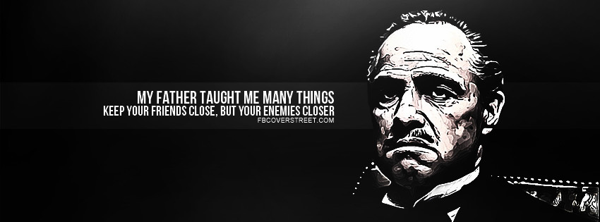 Fight Club Movie Quotes Wallpaper Francis Ford Coppola The Godfather Scene 8 Genius