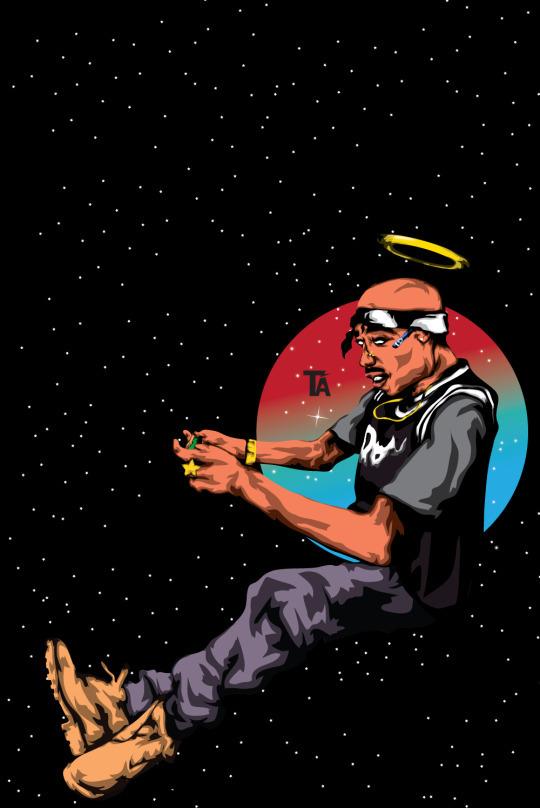 Boondocks Iphone Wallpaper Some Dope Hip Hop Art Genius