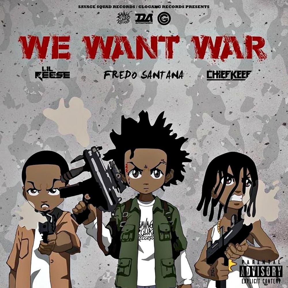 Glo Gang Iphone Wallpaper Chief Keef We Want War Lyrics Genius Lyrics