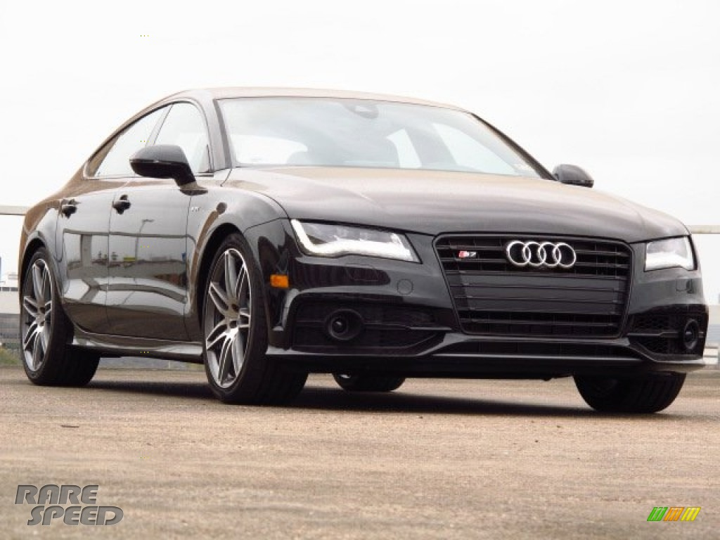2014 Audi S7 Prestige 40 Tfsi Quattro In Phantom Black