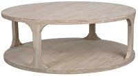 Circle Coffee Table - Bestsciaticatreatments.com