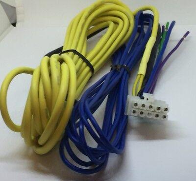 KENWOOD Subwoofer AMP KSC WD250 WD250T 10 pin POWER Speaker input