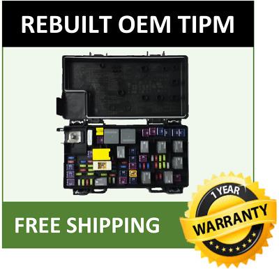 2011 Jeep Liberty / Dodge Nitro Fuse Box / OEM TIPM 04692331 For Sale